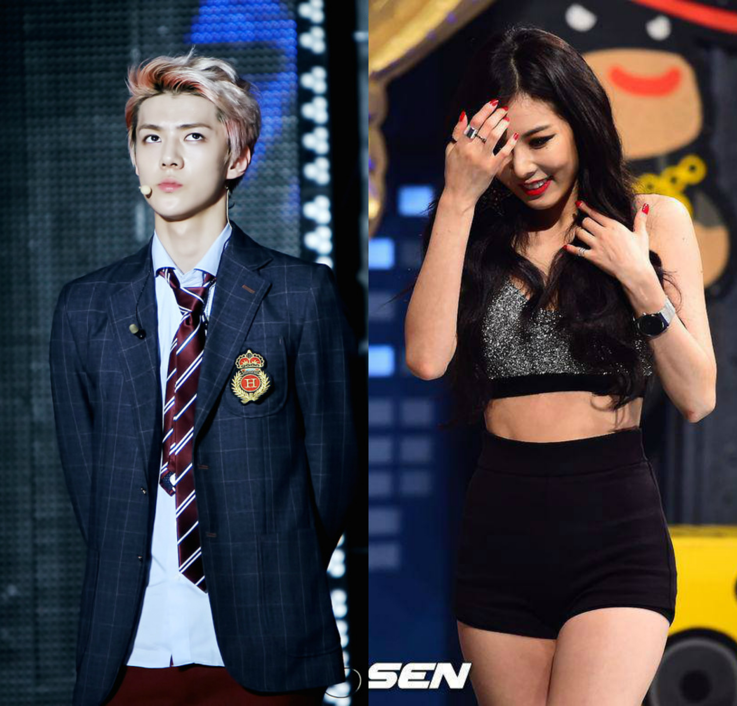 daeun and sehun dating